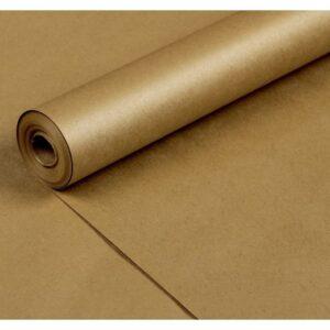 Бумага крафт для упаковки 840мм*10м