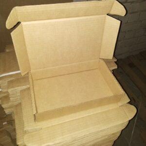 Самосборная коробка 270x165x50мм