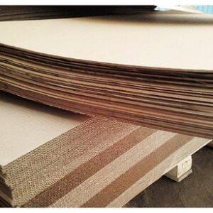 Картон листвой 1х2 метра картон трехслойный.