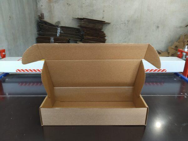 Самосборная коробка 490*215*100мм