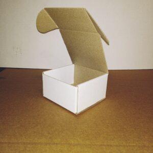 Самосборная коробка 103х103х60мм